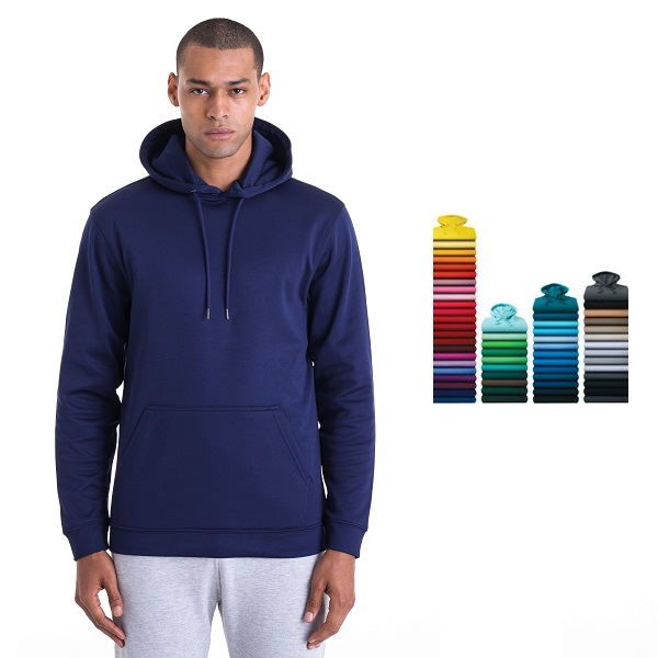 AWDis Sports Polyester Hoodie